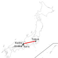 7 giorni in Giappone: itinerari di viaggio consigliati