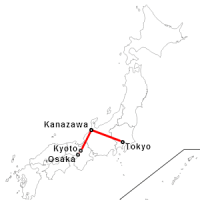 10 giorni in Giappone: itinerari di viaggio consigliati