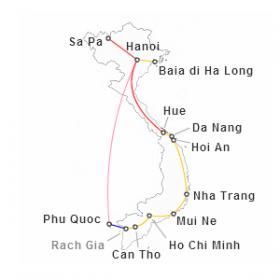Viaggio in Vietnam: itinerari consigliati da 1, 2, 3 e 4 settimane