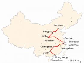 21 giorni in Cina: itinerari di viaggio