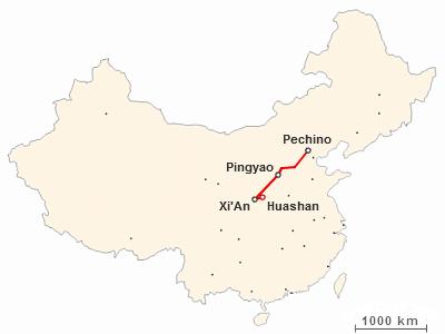 Viaggiare in Cina: itinerario di una settimana
