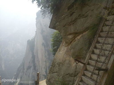 Cosa vedere in Cina: Monte Huashan