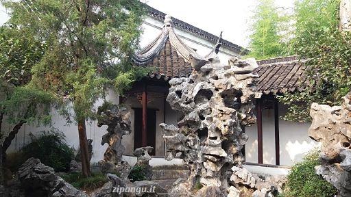 Visitare Suzhou: il Giardino del Boschetto dei Leoni