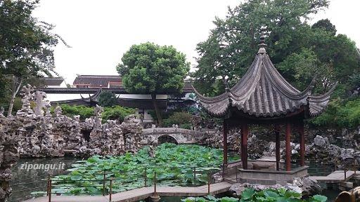 Suzhou: il Giardino del Boschetto dei Leoni