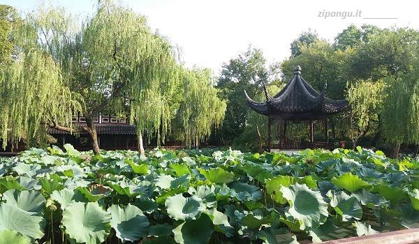 La Venezia d'Oriente, Suzhou: il Giardino dell'Umile amministratore