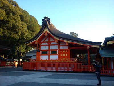 Luoghi di culto a Kyoto: il Santuario di Fushimi Inari