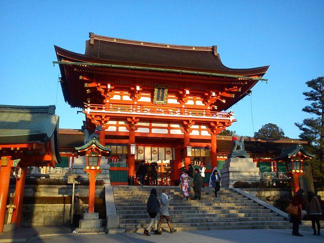 Kyoto: il Santuario di Fushimi Inari