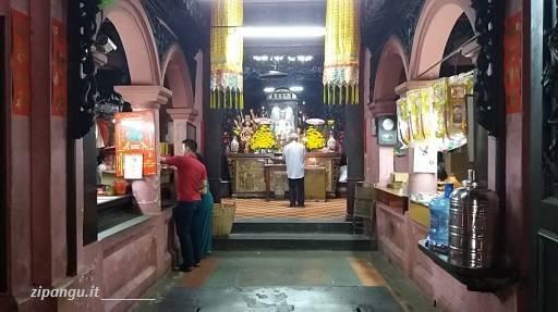Da visitare a Saigon: la Pagoda dell'Imperatore di Giada