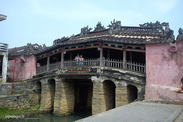 Cosa vedere in Vietnam: Hoi An, il Ponte Giapponese