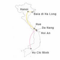 10 giorni in Vietnam: itinerari di viaggio