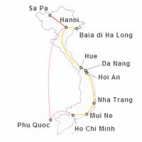 21 giorni in Vietnam: itinerari di viaggio