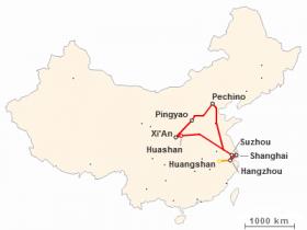 14 giorni in Cina: itinerari di viaggio