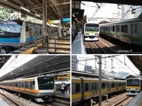 Linee ferroviarie urbane a Tokyo