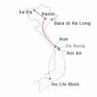 14 giorni in Vietnam: itinerari di viaggio