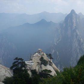 Dove andare in montagna in Cina: Montagne Sacre, montagne di interesse paesaggistico