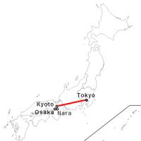 7 giorni in Giappone: itinerari di viaggio