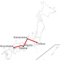 14 giorni in Giappone: itinerari di viaggio consigliati