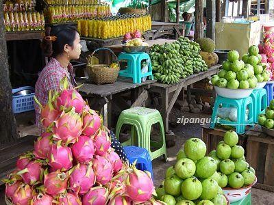 Cosa vedere in Myanmar: i mercati