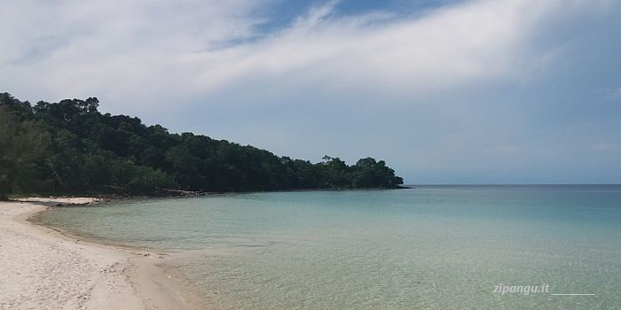 Mare in Cambogia: visita all'isola di Koh Rong