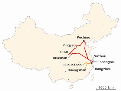 Cartina Climatica Cina.Viaggio In Cina Da Sapere Consigli Per Organizzare Tutto Da Se