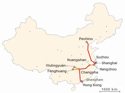Viaggiare in Cina: itinerario di tre settimane