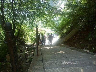 Cosa visitare in Cina: Monte Huashan