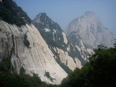 Dove andare in Cina: Monte Huashan