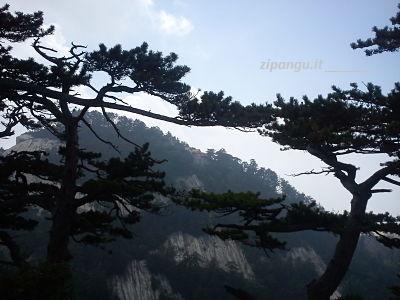 Cina: Monte Huashan