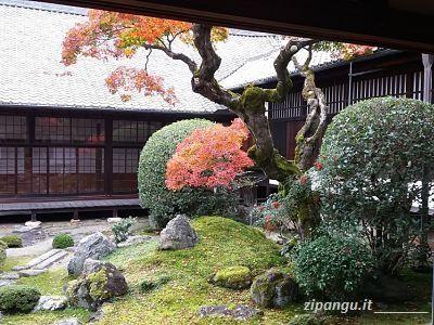 Viaggio a Kyoto: il Sanbo-In in autunno