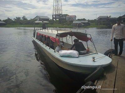 Viaggio in Cambogia: raggiungere Angkor in barca