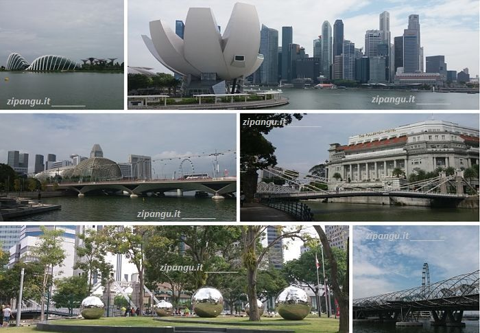 Dove alloggiare a Singapore: centro