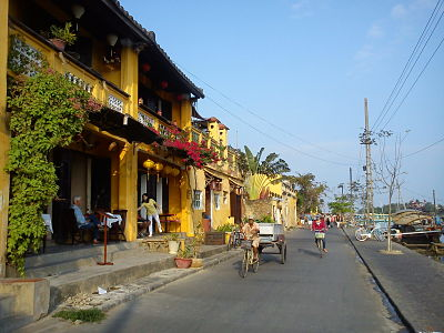 Hoi An, lungofiume
